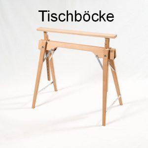 Tischböcke